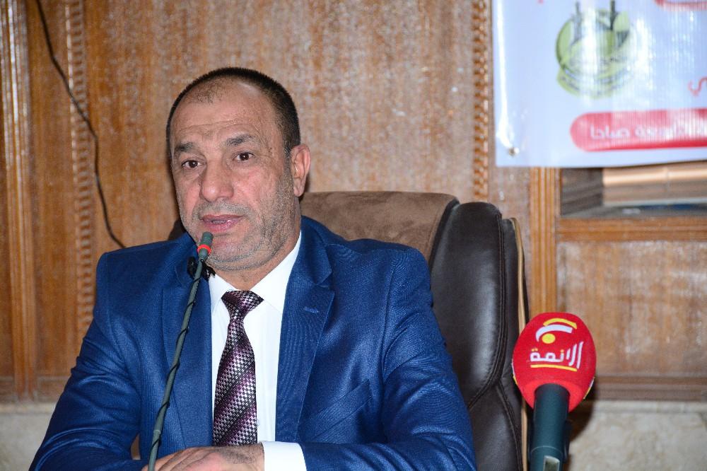 """عنوان """" الدور الريادي للمرأة العراقية التحديات"""