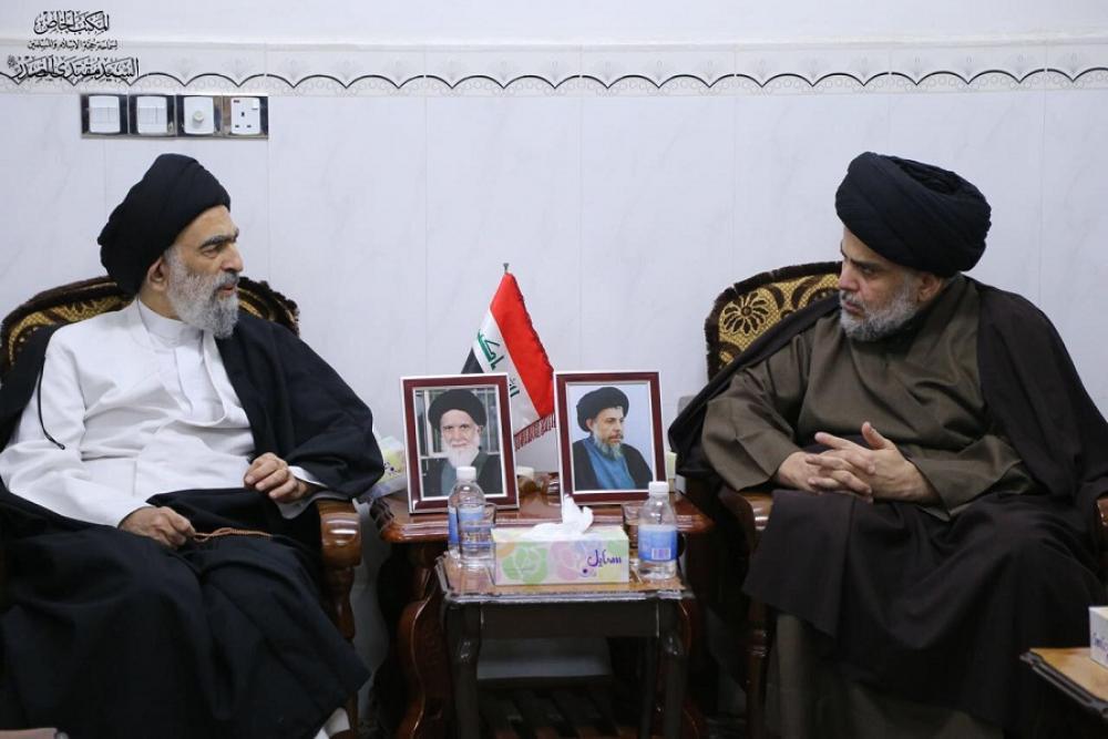الزعيم العراقي السيد مقتدى الصدر (أعزه الله)
