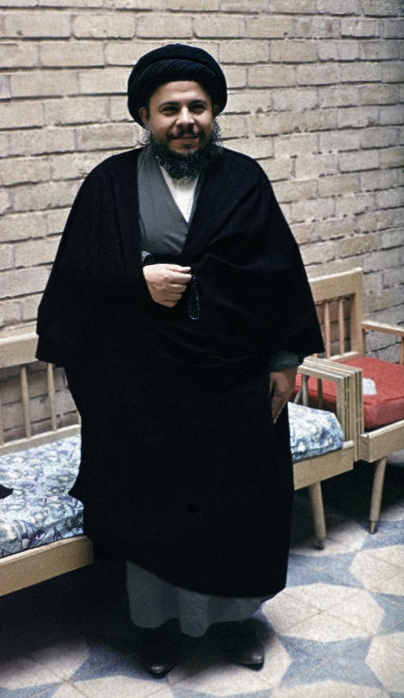 البوم البسمه للسید الشهید محمد باقر الصدر