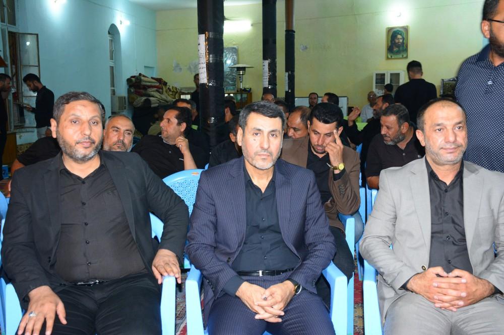 بمناسبة عاشوراء الحسين مؤسسة جامع الائمة تقيم